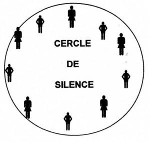 cercle de silence