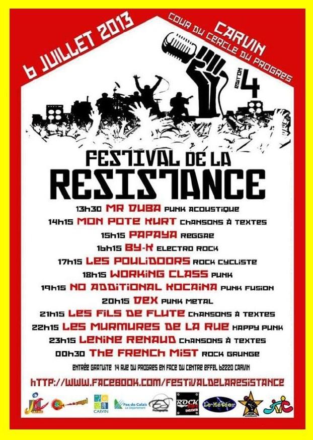 WEEKEND de RÉSISTANCE DANS LE 62 dans EMPLOI festival-de-la-resistance