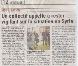 Un collectif appelle à rester vigilant sur la situation en syrie dans ARMEE collectif1-300x254