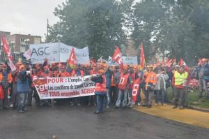 Retraites - 600 manifestants à Maubeuge le 10 septembre 2013 dans AGGLOMERATION manif-retraite-1-300x199