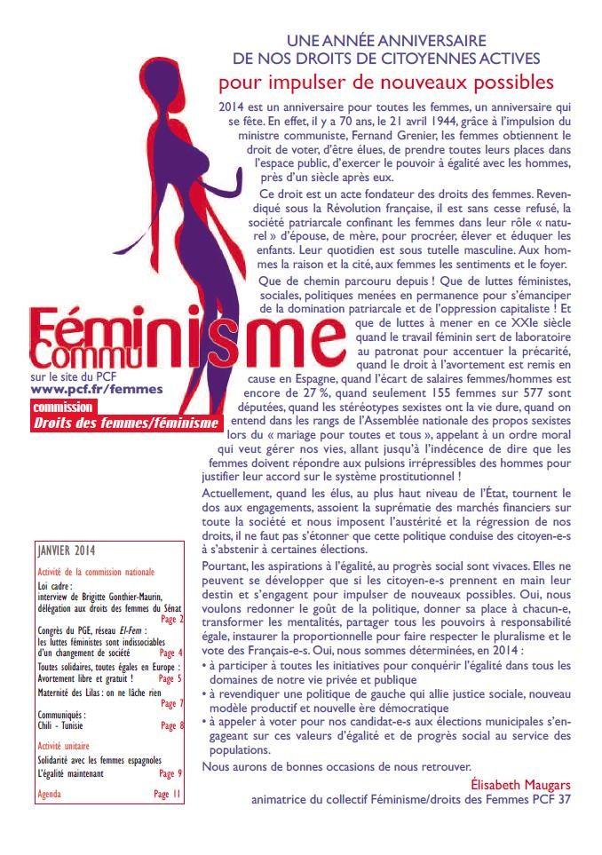 droits des femmes_féminisme_janvier 2014