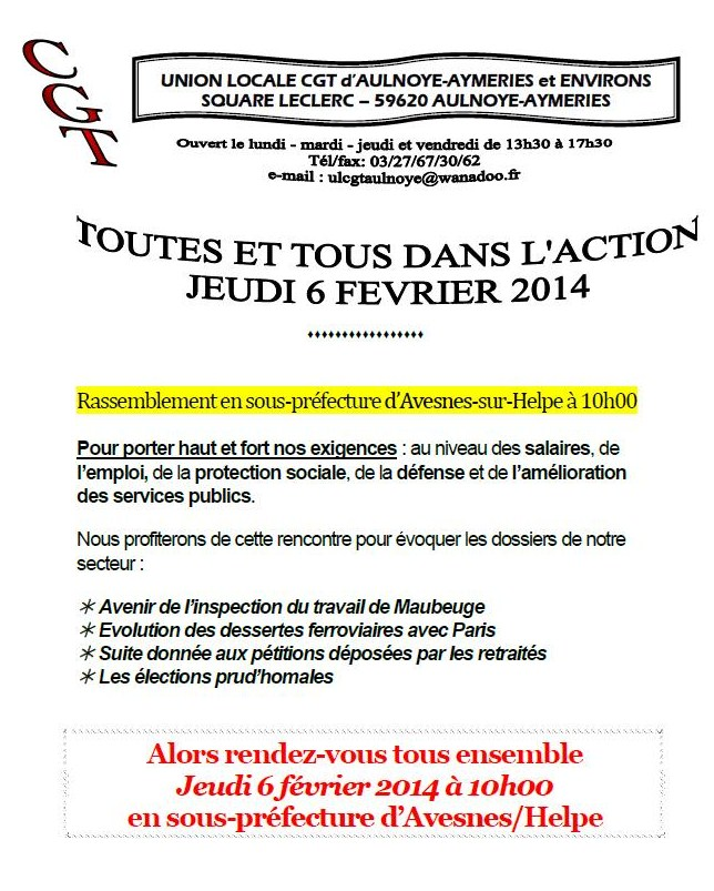 action 6 février 2014_avesnes